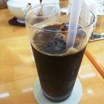 キハチカフェ - アイスコーヒー
