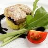 鉄板焼Dining Bon - 料理写真:Bonの大人気料理!!フォアグラ~¥800