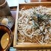 光悦茶家 - 料理写真:光悦そば(わさびではなくおろしを入れて)