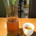 百菜百味 - 夏は、デカンタでお茶☆