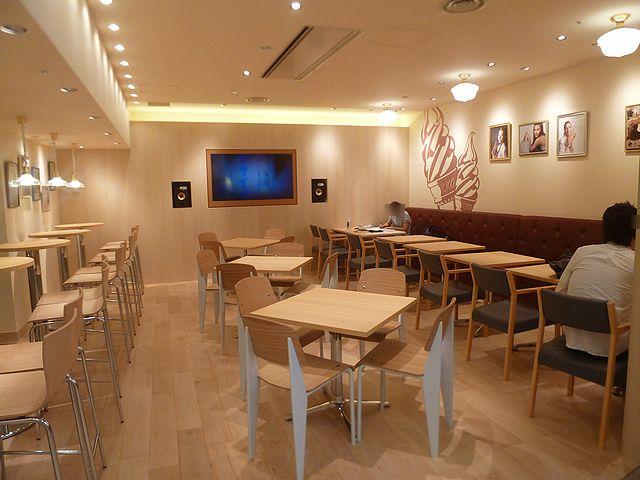 六甲牧場カフェ ハーバーランド店