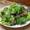 ソンポーン - 料理写真:タップワーン(豚レバーのサラダ)
