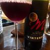 バジリコ - ドリンク写真:メルローのノンアルコール赤ワイン