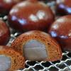 スイーツガーデン - 料理写真:「どんげら」 黒糖饅頭 1個85円、  6個入500円、 8個入830円、 10個入1000円、 12個入1200円
