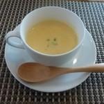 カフェまつもと - スープ