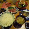 やくみや - 料理写真:夜の定食