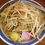 トナリ - 野菜たっぷりタンメン 640円