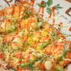mashka - 料理写真:☆お子様にも大人気☆エビとアボガドのeggマヨピザ