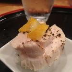 牛骨屋 バカボーン - 肉飯三種盛り 鶏