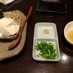 菜蔵 - 菜蔵手作りおぼろ豆腐:380円