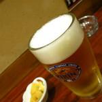 岩亀 - 生ビールキリン