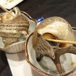 宵 - サザエの壺焼き