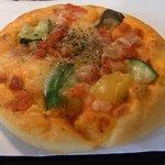 ハーベスト - 「グリル野菜のピザパン」