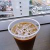 カフェ・ド・クリエ - 料理写真:アイスカフェラテのL(だったかな?)