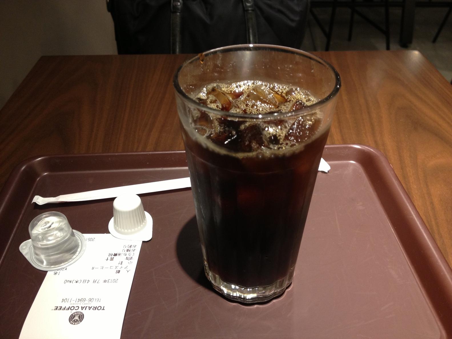 トラジャコーヒー ビエラ森ノ宮店