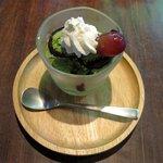 モクモク - ミニアイス・抹茶(+200円)