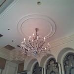 キーフェル グローバルクラブ - ゴージャスな天井