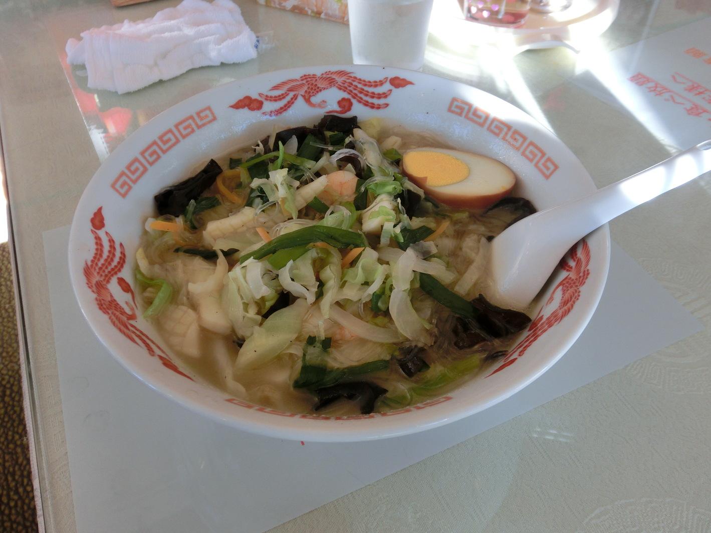 金龍美食 荒尾店