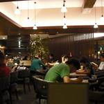 サンマルクカフェ  - 広くてシック