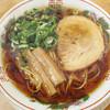 金久右衛門 - 料理写真:紅醤油ラーメン