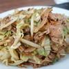 西北亭 - 料理写真:肉入り野菜炒め