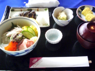 姉ヶ崎カントリークラブ レストラン