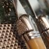 福島 もう利 - 料理写真:ラギオールのナイフ