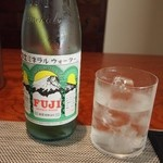 福島 もう利 - お水
