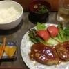 豊鮨 - 料理写真:裏メニュー 寿司屋さんのマグロのハンバーグ
