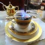 コーヒーの大学院 ルミエール・ド・パリ - カフェロワイヤル 2700円 数回、注文を確認されました(汗)