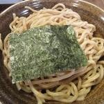 ベジポタつけ麺えん寺 - ・「ベジポタつけ麺(\800)」の胚芽麺大盛アップ。