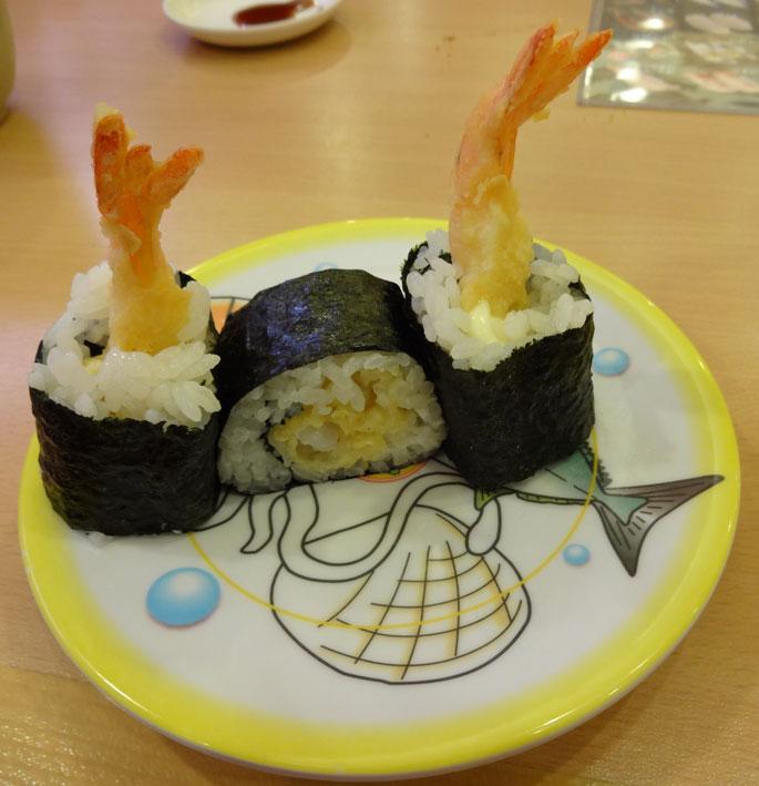 かっぱ寿司 男鹿店