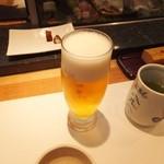20112914 - とりあえずビールで