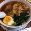 留香閣 - 料理写真:醤油ラーメン
