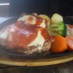 レストラン ザ・マベリック - グリルドチキントマトソース 1000円