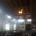 レストラン ザ・マベリック - 店内も西部劇チックです!