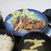 レストランけやき - 料理写真:厚木とん漬け定食 750円