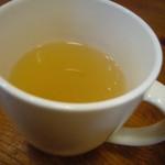 洋食 ふじい - コンソメ系スープ