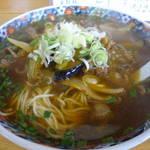 東龍 - 東龍麺 大盛り 900円