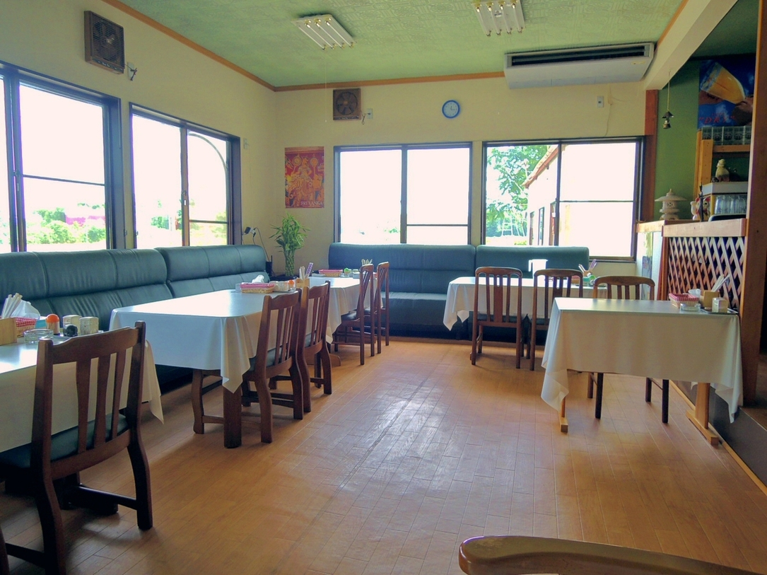 インド・スリランカレストラン