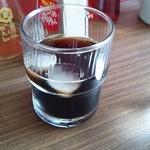 菊や - 口直しコーヒー