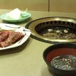 薩摩 - 肉です