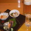 福来寿司 - 料理写真:ほろ酔いセット
