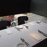 レストランJ - 個室