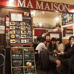 MA MAISON -
