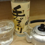ミルクワンタン 鳥藤 - 芋焼酎 八重桜