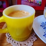 デイリーズ マフィン - コーヒーはファイアキングマグで