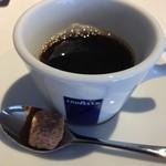 Y1 - ランチメニューについてくるエスプレッソ風コーヒー(おかわり可)