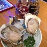 Oyster Bar ジャックポット - 岩牡蠣
