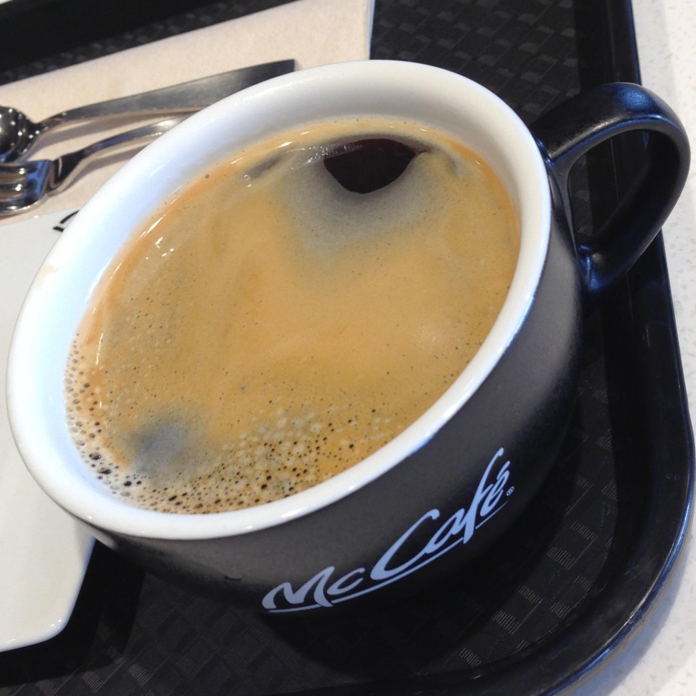 マック カフェ バイ バリスタ 魚津店